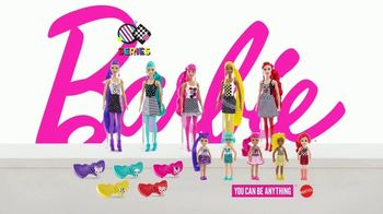 Barbie Color Reveal Color Block Series TV Spot, 'Fun Patterns' - Thumbnail 8
