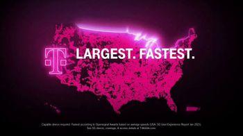 T-Mobile Magenta MAX TV Spot, 'Get More' - Thumbnail 9