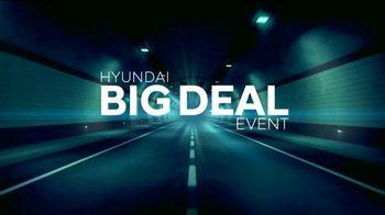 Hyundai Big Deal Event TV Spot, 'Pretty Big Deal' [T2] - Thumbnail 1