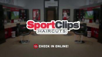 Sport Clips TV Spot, 'MVP Experience' - Thumbnail 9