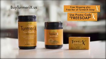 TurmeriX USA TV Spot, 'Health and Wellbeing'