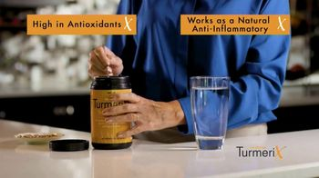 TurmeriX USA TV Spot, 'Health and Wellbeing' - Thumbnail 2