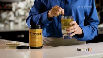 TurmeriX USA TV Spot, 'Health and Wellbeing' - Thumbnail 3