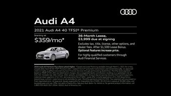 2021 Audi A4 TV Spot, 'Touch and Go' [T2] - Thumbnail 7