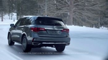 Acura TV Spot, 'Super Handling All-Wheel Drive' [T2]