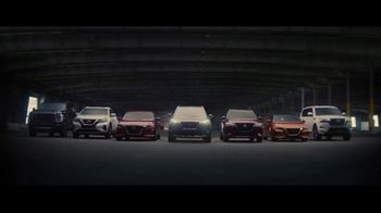 Nissan Sales Event TV Spot, 'Spy Thriller' [T2] - Thumbnail 7