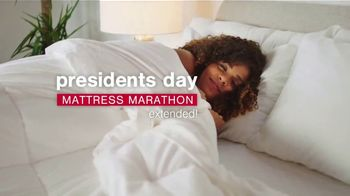 Ashley HomeStore Presidents Day Mattress Marathon TV Spot, 'Extended: 0% Interest and Ashley Cash' - Thumbnail 3