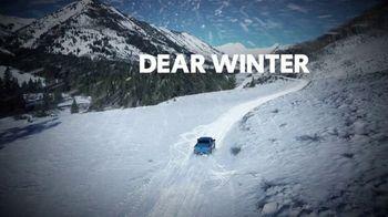 Toyota TV Spot, 'Dear Winter: Stay Chill' [T2] - Thumbnail 1