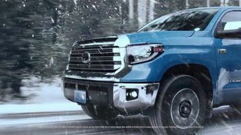 Toyota TV Spot, 'Dear Winter: Stay Chill' [T2] - Thumbnail 3