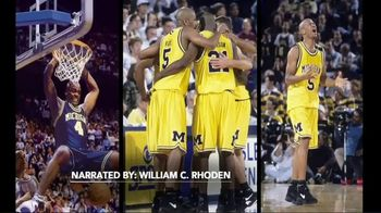 The Undefeated TV Spot, 'University of Michigan Fab Five' - Thumbnail 3
