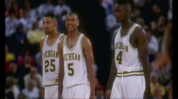 The Undefeated TV Spot, 'University of Michigan Fab Five' - Thumbnail 4