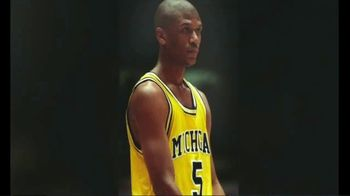 The Undefeated TV Spot, 'University of Michigan Fab Five' - Thumbnail 5