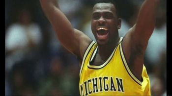 The Undefeated TV Spot, 'University of Michigan Fab Five' - Thumbnail 6