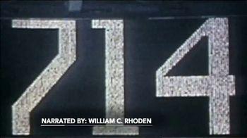The Undefeated TV Spot, 'Hank Aaron' - Thumbnail 3