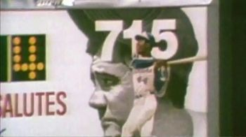 The Undefeated TV Spot, 'Hank Aaron' - 59 commercial airings