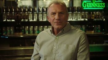Guinness TV Spot, 'St. Patrick's Day: Toast to Our Future' Featuring Joe Montana - Thumbnail 2
