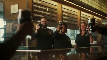 Guinness TV Spot, 'St. Patrick's Day: Toast to Our Future' Featuring Joe Montana - Thumbnail 4