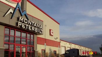 Montana Peterbilt TV Spot, 'Large Inventory'