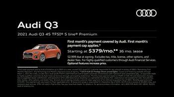 2021 Audi Q3 TV Spot, 'Touch' [T2] - Thumbnail 4