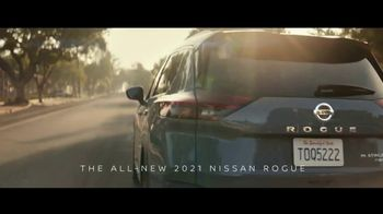 2021 Nissan Rogue TV Spot, 'What Should We Do Today?' Featuring Brie Larson, Song by Blondie [T2] - Thumbnail 2