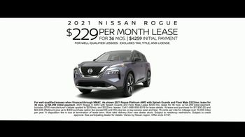 2021 Nissan Rogue TV Spot, 'What Should We Do Today?' Featuring Brie Larson, Song by Blondie [T2] - Thumbnail 9