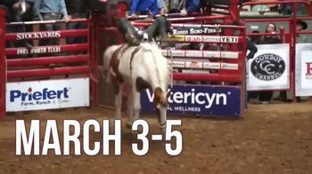 The American Rodeo TV Spot, '2021 Fort-Worth: AT&T Stadium' - Thumbnail 5