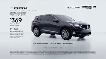 Acura Presidents Day Event TV Spot, 'Too Fast for Words' [T2] - Thumbnail 3