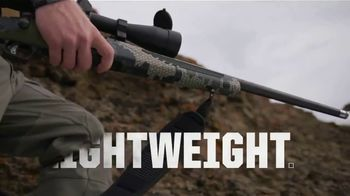 Savage Arms Back Country Xtreme Series TV Spot, 'For the Off-Grid Gnarly Hunter' - Thumbnail 6