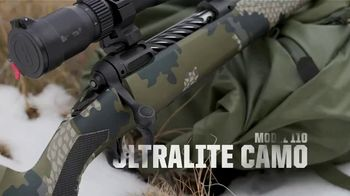 Savage Arms Back Country Xtreme Series TV Spot, 'For the Off-Grid Gnarly Hunter' - Thumbnail 8