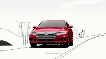 Honda Evento Cero Por Ciento TV Spot, 'Rediseñado' [Spanish] [T2] - Thumbnail 1