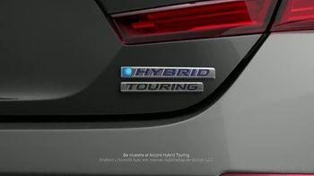 Honda Evento Cero Por Ciento TV Spot, 'Rediseñado' [Spanish] [T2] - Thumbnail 4