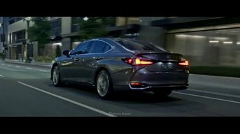 2021 Lexus ES TV Spot, 'Why Bother' [T2] - Thumbnail 3