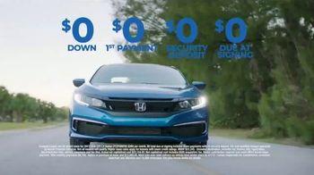 2021 Honda Civic TV Spot, 'Save Now: Civic' [T2] - Thumbnail 4