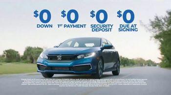 2021 Honda Civic TV Spot, 'Save Now: Civic' [T2] - Thumbnail 5