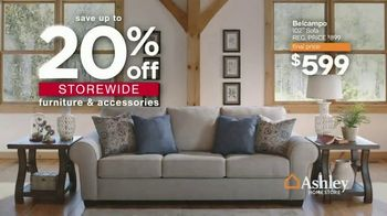 Ashley HomeStore Presidents Day Sale TV Spot, 'Extended: 50% Off Hot Buys' - Thumbnail 5