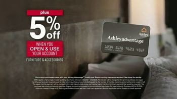 Ashley HomeStore Presidents Day Sale TV Spot, 'Extended: 50% Off Hot Buys' - Thumbnail 8