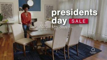 Ashley HomeStore Presidents Day Sale TV Spot, 'Final Days: 30% Off Storewide' - Thumbnail 3