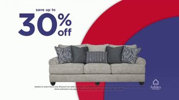 Ashley HomeStore Presidents Day Sale TV Spot, 'Final Days: 30% Off Storewide' - Thumbnail 4