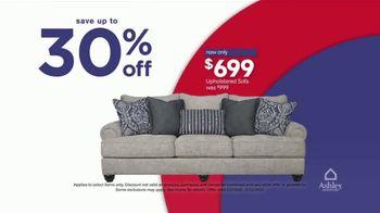 Ashley HomeStore Presidents Day Sale TV Spot, 'Final Days: 30% Off Storewide' - Thumbnail 5