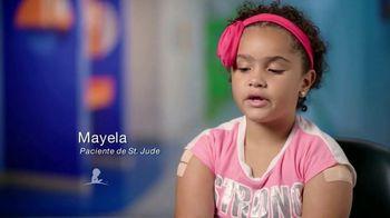 St. Jude Children's Research Hospital TV Spot, 'Mayela: camisa' [Spanish] - Thumbnail 2