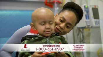 St. Jude Children's Research Hospital TV Spot, 'Mayela: camisa' [Spanish] - Thumbnail 5