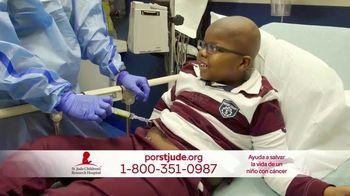 St. Jude Children's Research Hospital TV Spot, 'Mayela: camisa' [Spanish] - Thumbnail 8