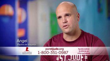 St. Jude Children's Research Hospital TV Spot, 'Mayela:camisa' [Spanish] - Thumbnail 5