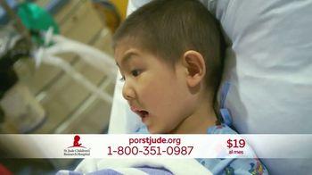 St. Jude Children's Research Hospital TV Spot, 'Mayela:camisa' [Spanish] - Thumbnail 7