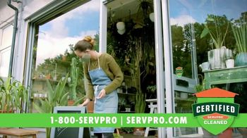 SERVPRO TV Spot, 'As We Move Forward' - Thumbnail 9