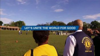 Lions Clubs International TV Spot, 'Join the Movement and Support Causes That Matter' - Thumbnail 9