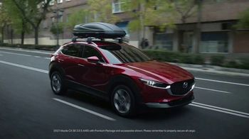 2021 Mazda CX-30 TV Spot, 'Trying New Things' Song by WILD [T1] - Thumbnail 1