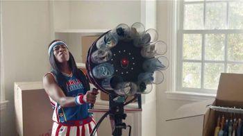 GEICO TV Spot, 'Harlem Globetrotters Moving Company'