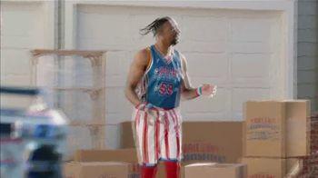 GEICO TV Spot, 'Harlem Globetrotters Moving Company' - Thumbnail 2