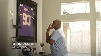 Sleep Number TV Spot, 'The Comeback' Featuring John Randle